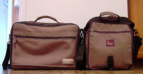 [Two briefcases]