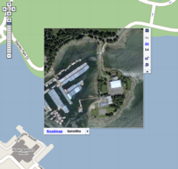 Deadman's Island on Look Local via Google Maps