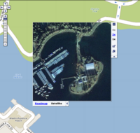 Deadman's Island on Look Local via Yahoo! Maps