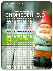 Gnomedex
