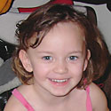 Photo at age 4, January 2004