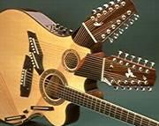 Pikasso guitar by Linda Manzer