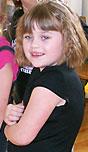 Miss M, age 7