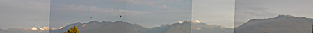 [Small photo of mountain panorama]