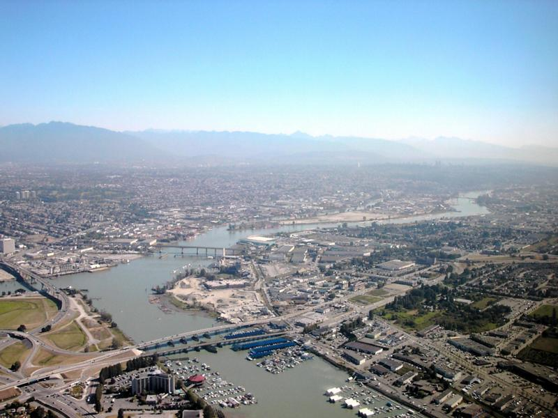 Richmond (BC) Canada  city photo : Richmond, B.C., just over the bridge from Vancouver International ...